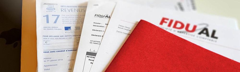 Fiscalité Fidual